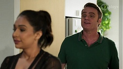 Dipi Rebecchi, Gary Canning in Neighbours Episode 8292