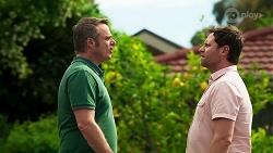 Gary Canning, Shane Rebecchi in Neighbours Episode 8292