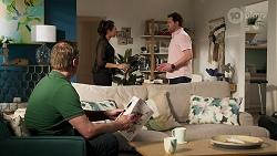 Gary Canning, Dipi Rebecchi, Shane Rebecchi in Neighbours Episode 8292