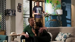 Gary Canning, Dipi Rebecchi, Kyle Canning in Neighbours Episode 8293