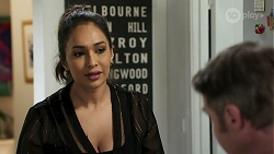 Dipi Rebecchi, Gary Canning in Neighbours Episode 8293