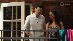 Finn Kelly, Bea Nilsson in Neighbours Episode 8293