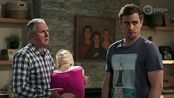 Karl Kennedy, Kyle Canning in Neighbours Episode 8293