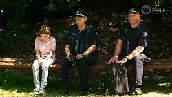 Caden Hutchins in Neighbours Episode 8294