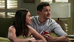 Bea Nilsson, Finn Kelly in Neighbours Episode 8294