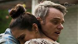 Dipi Rebecchi, Gary Canning in Neighbours Episode 8298