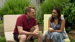 Gary Canning, Dipi Rebecchi in Neighbours Episode 8298