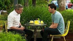 Trent Kelly, Finn Kelly in Neighbours Episode 8298