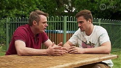 Gary Canning, Kyle Canning in Neighbours Episode 8298