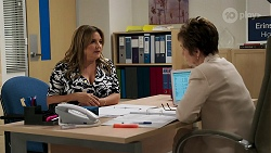 Terese Willis, Susan Kennedy in Neighbours Episode 8299