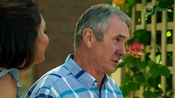 Dipi Rebecchi, Karl Kennedy in Neighbours Episode 8299