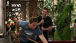 Kyle Canning, Ned Willis in Neighbours Episode 8300