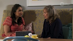 Dipi Rebecchi, Jane Harris in Neighbours Episode 8300
