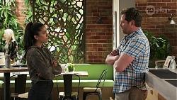 Yashvi Rebecchi, Shane Rebecchi in Neighbours Episode 8301