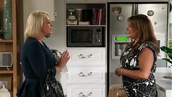 Lucy Robinson, Terese Willis in Neighbours Episode 8303