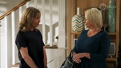 Jane Harris, Lucy Robinson in Neighbours Episode 8303