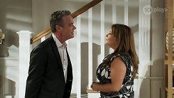 Paul Robinson, Terese Willis in Neighbours Episode 8303