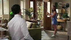 Finn Kelly, Bea Nilsson in Neighbours Episode 8303