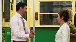 Finn Kelly, Susan Kennedy in Neighbours Episode 8303