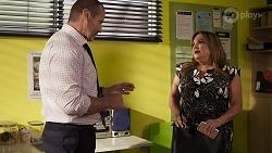 Toadie Rebecchi, Terese Willis in Neighbours Episode 8303
