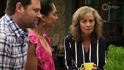 Shane Rebecchi, Dipi Rebecchi, Jane Harris in Neighbours Episode 8305