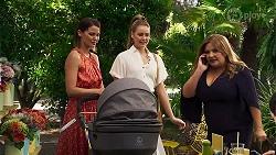 Elly Conway, Chloe Brennan, Terese Willis in Neighbours Episode 8305