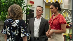 Jane Harris, Paul Robinson, Dipi Rebecchi in Neighbours Episode 8306