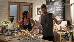 Paige Smith, Mark Brennan in Neighbours Episode 8306