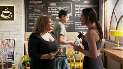 Terese Willis, Paige Smith in Neighbours Episode 8306
