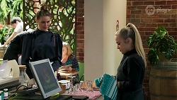 Chloe Brennan, Roxy Willis in Neighbours Episode 8306