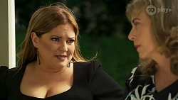 Terese Willis, Jane Harris in Neighbours Episode 8306