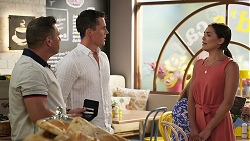 Mark Gottlieb, Jack Callahan, Paige Smith in Neighbours Episode 8307