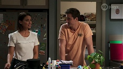 Elly Conway, Kyle Canning in Neighbours Episode 8308