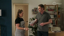 Harlow Robinson, Gary Canning in Neighbours Episode 8308