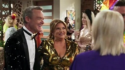 Paul Robinson, Terese Willis, Lucy Robinson in Neighbours Episode 8309