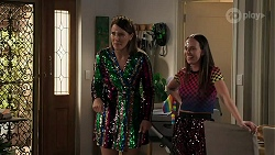 Elly Conway, Bea Nilsson in Neighbours Episode 8309