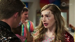 Hendrix Greyson, Kyle Canning, Mackenzie Hargreaves in Neighbours Episode 8309