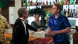 Paul Robinson, Sheila Canning, Gary Canning in Neighbours Episode 8309