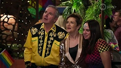 Karl Kennedy, Susan Kennedy, Bea Nilsson in Neighbours Episode 8309