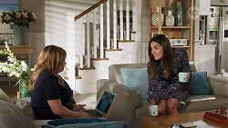 Terese Willis, Paige Smith in Neighbours Episode 8310