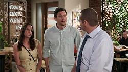Bea Nilsson, Finn Kelly, Toadie Rebecchi in Neighbours Episode 8310