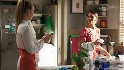 Chloe Brennan, Elly Conway in Neighbours Episode 8311