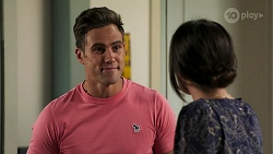 Aaron Brennan, Paige Smith in Neighbours Episode 8311