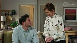 Finn Kelly, Susan Kennedy in Neighbours Episode 8311