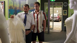 Toadie Rebecchi, Kyle Canning in Neighbours Episode 8312