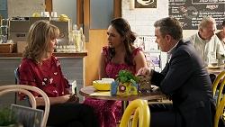 Jane Harris, Dipi Rebecchi, Paul Robinson in Neighbours Episode 8312