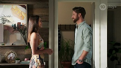 Paige Smith, Mark Brennan in Neighbours Episode 8312