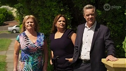 Sheila Canning, Terese Willis, Paul Robinson in Neighbours Episode 8313