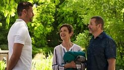 Pierce Greyson, Susan Kennedy, Toadie Rebecchi in Neighbours Episode 8313