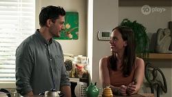 Finn Kelly, Bea Nilsson in Neighbours Episode 8314